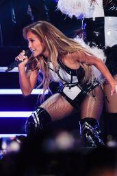 Jennifer Lopez - 2019 iHeartRadio Fiesta Latina Show in Miami