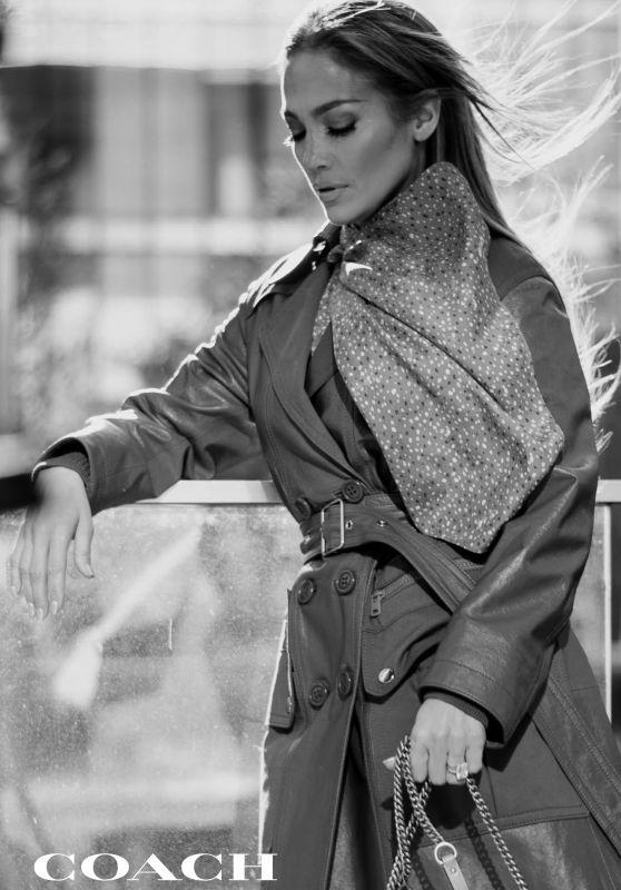 Jennifer Lopez - Coach campaign 2020
