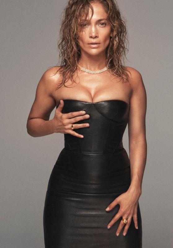 Jennifer Lopez - GQ Magazine US December/January 2019 Issue