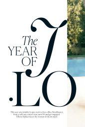 Jennifer Lopez - Marie Claire Australia  January 2020 Issue