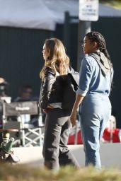 """Jessica Alba and Gabrielle Union - """"L.A."""
