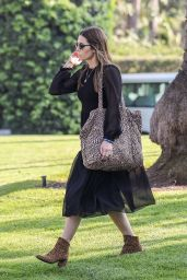 Jessica Biel - Heading to a Business Meeting in LA 11/07/2019
