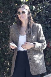 Jessica Biel - Out in Los Angeles 11/22/2019