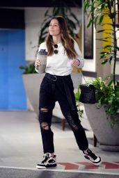 Jessica Biel Street Style 11/25/2019