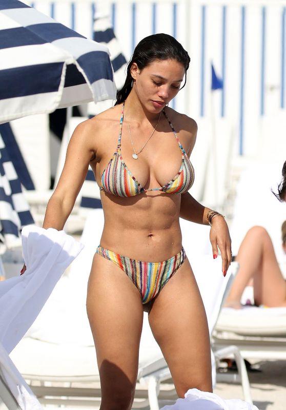 Jessica Ledon in a Bikini 11/19/2019