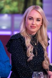 Jorgie Porter - Good Morning Britain TV Show 11/18/2019