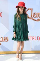 """Julia Butters - """"Klaus"""" Premiere in Westwood"""