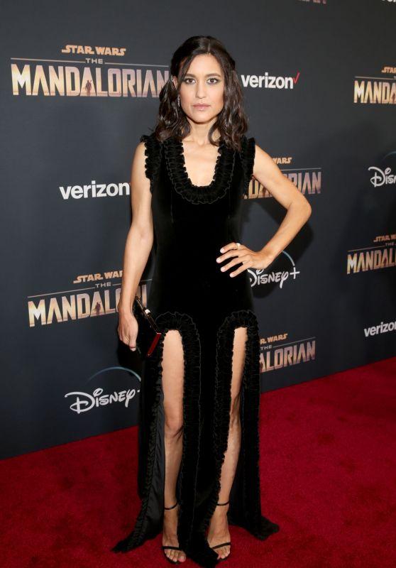 "Julia Jones – ""The Mandalorian"" Premiere in Hollywood"