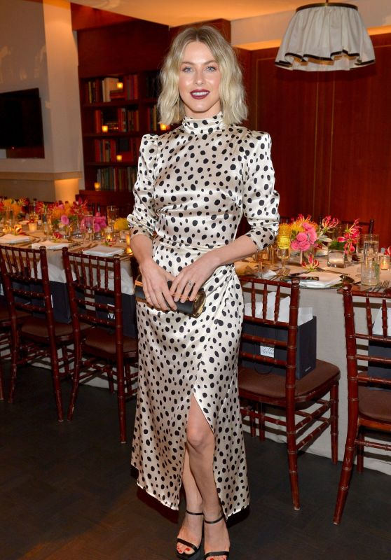 Julianne Hough - Happy Not Perfect x Saks Dinner in Hollywood 11/07/2019