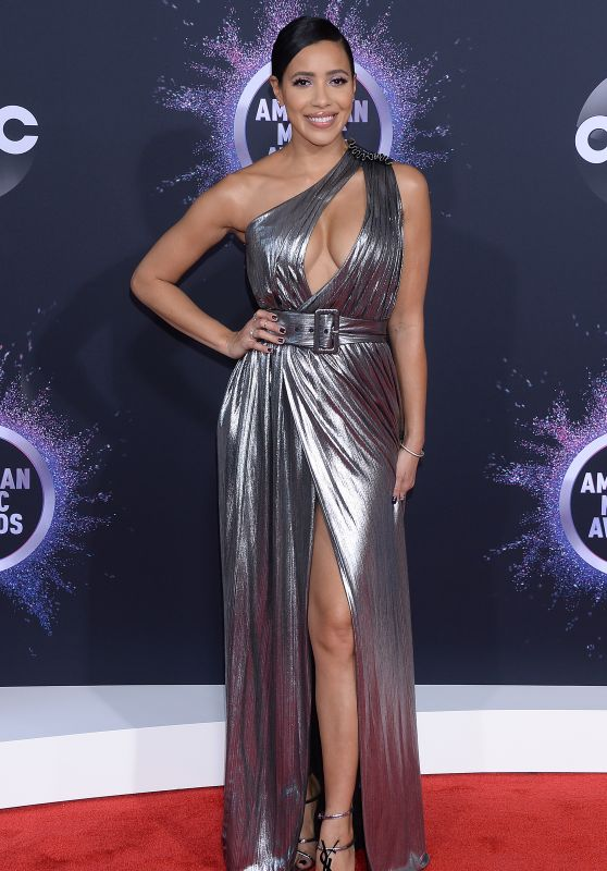Julissa Bermudez – American Music Awards 2019 at Microsoft Theater in Los Angeles 11/24/2019