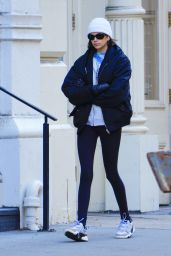 Kaia Gerber - Heading to the Gym in NYC - 11/15/19//
