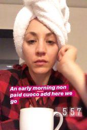 Kaley Cuoco - Social Media 11/22/2019