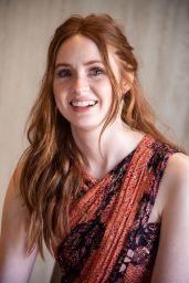 "Karen Gillan - ""Jumanji: The Next Level"" Press Conference in Cabo"