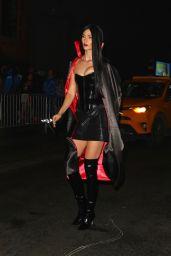 Karlie Kloss – Heidi Klum's 20th Annual Halloween Party in NY