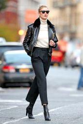 Karlie Kloss Wearing All Celine - NYC 11/08/2019