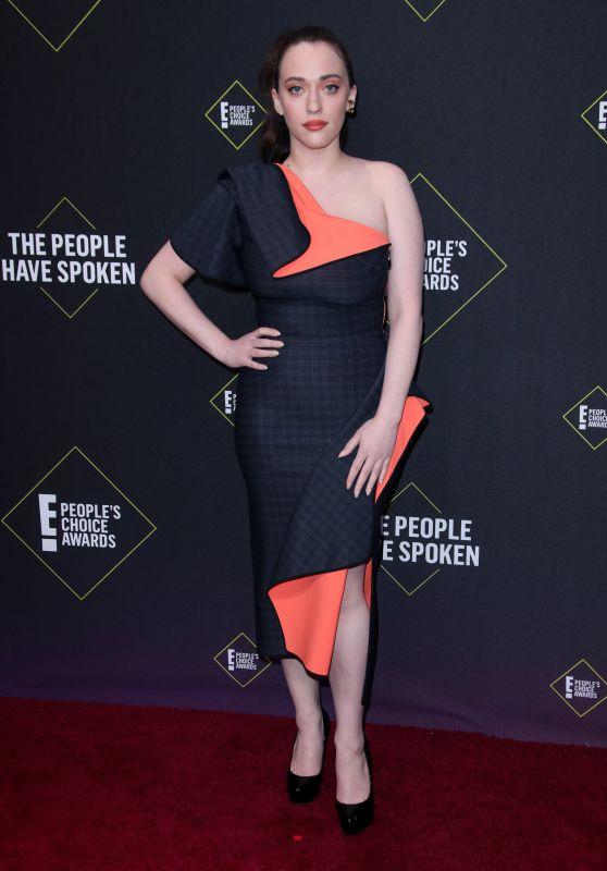 Kat Dennings – 2019 People's Choice Awards