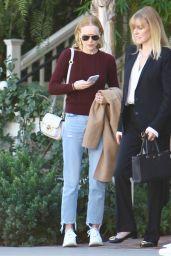 Kate Bosworth in Casual Outfit - Los Feliz 11/25/2019