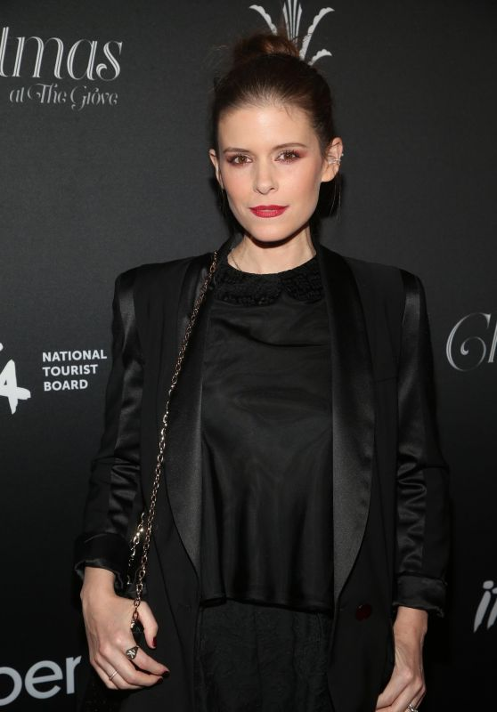 Kate Mara - 2019 Christmas At The Grove: A Festive Tree Lighting in LA