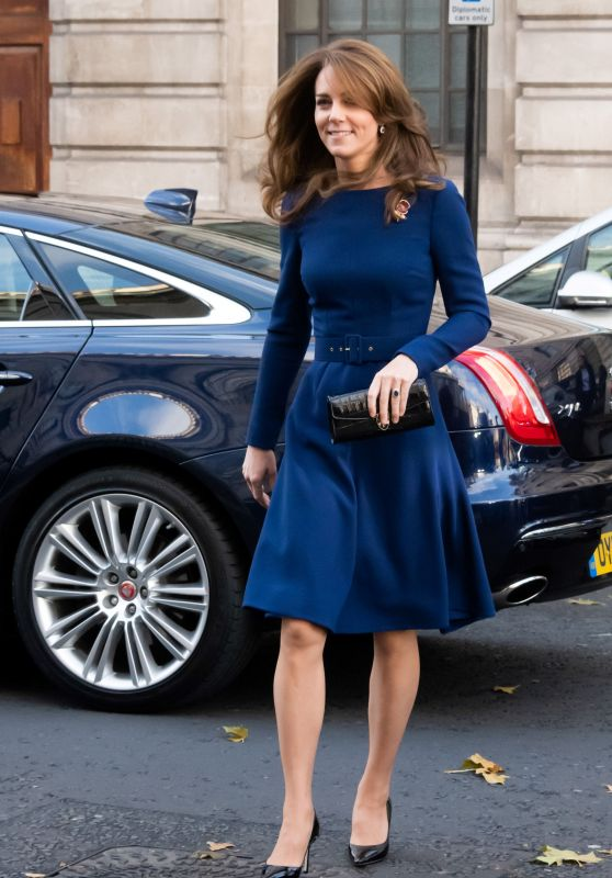 Kate Middleton - National Emergencies Trust Launch in London 11/07/2019