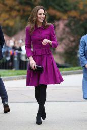 Kate Middleton - Opens The Nook Children Hospice in Norfolk 11/15/2019