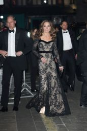 Kate Middleton - Royal Variety Performance at The London Palladium 11/18/2019