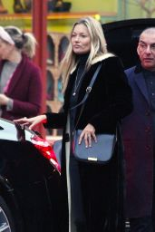 Kate Moss - Shopping in Notting Hill 11/19/2019