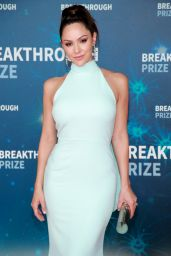 Katharine McPhee – 2019 Breakthtough Prize Ceremony