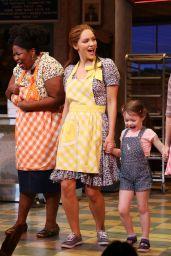 """Katharine McPhee - """"Waitress"""" at Brooks Atkinson Theatre in NY 11/25/2019"""