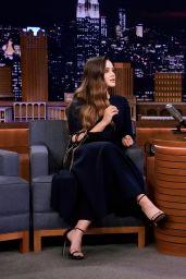 Katherine Langford - The Tonight Show Starring Jimmy Fallon 11/26/2019