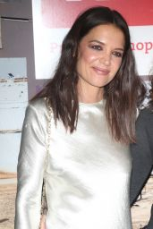 Katie Holmes - FilmAid Power of Film Benefit in NYC 11/06/2019