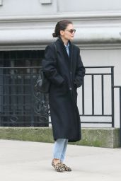 Katie Holmes - Out in NYC 11/10/2019