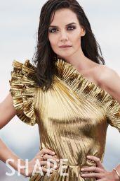 Katie Holmes - Shape Magazine US December 2019