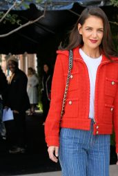 Katie Holmes – Through Her Lens: The Tribeca Chanel Women's Filmmaker Program Luncheon in NYC