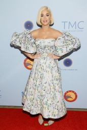 Katy Perry - David Lynch Foundation's Silence the Violence Benefit in Washington D.C.