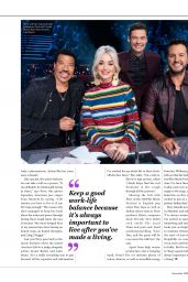 Katy Perry - Rolling Stone India November 2019 Issue