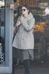 Keira Knightley - Grocery Shopping in London 10/31/2019