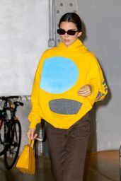 Kendall Jenner - Exits Pier 59 Studios in NYC 11/18/2019