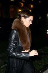 Kendall Jenner Night Out Style - New York 11/22/2019