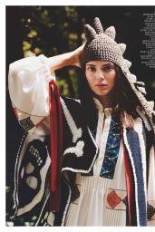 Kendall Jenner - Vogue UK December 2019 Issue