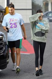 Kendall Jenner With Fai Khadra 11/14/2019