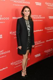 """Keri Russell - """"A Beautiful Day In The Neighborhood"""" Screening in NYC"""