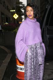 Kerry Washington - Today Show in New York 10/30/2019