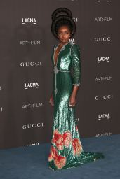 KiKi Layne - 2019 LACMA Art and Film Gala