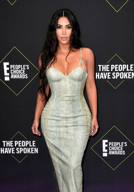 Kim Kardashian – 2019 People's Choice Awards