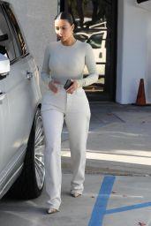 Kim Kardashian in Casual Attire - Calabasas 11/19/2019