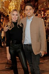 Kimberley Garner - 200th Burlington Christmas in London
