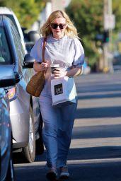 Kirsten Dunst - Outside Joan