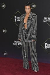 Kourtney Kardashian – 2019 People's Choice Awards