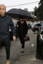 Kourtney Kardashian and Kris Jenner - Out in Studio City 11/20/2019