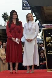 Kristen Bell - Honored With a Stars on the Hollywood Walk of Fame in Hollywood 11/19/2019